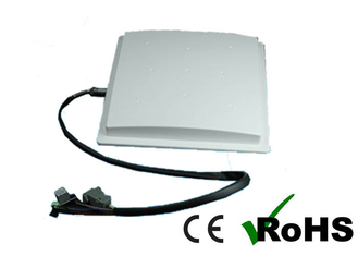 Rs232 Four Port Long Range Gen2 Rfid Reader Integrated / Rfid Uhf Reader