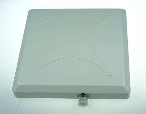 8dbi Circularly Polarized UHF Long Range RFID Antenna  860mhz - 960mhz