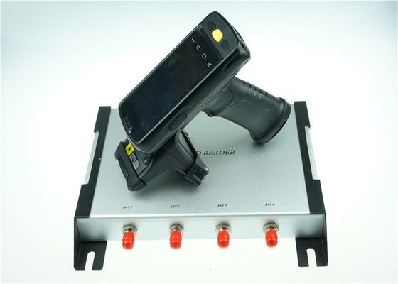 High Performance 4 Ports UHF RFID Reader For RFID Access Control