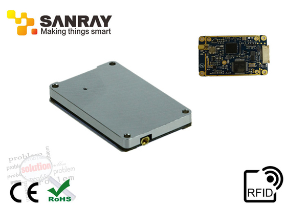 China Single Channel UHF RFID Reader Module For Warehousing Wanagement supplier