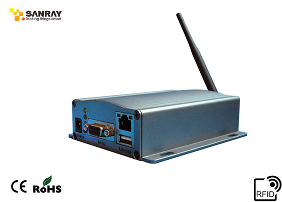 2.45GHz Active Uhf RFID Reader with Omni Directional And Long Distance