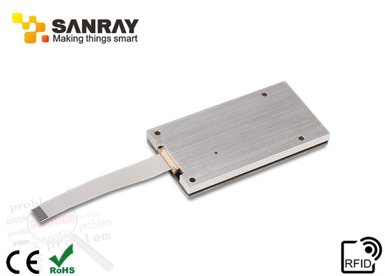 Waterproof Tracking Management rfid uhf reader module Aluminum alloy