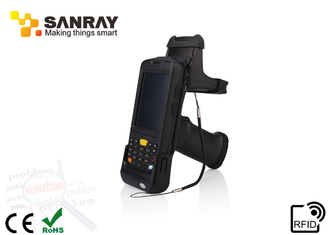 High Reliability Rfid Solution handheld uhf rfid reader For Assets Management