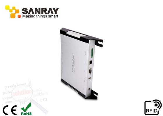 Outdoor 4 Port Long Range Rfid Reader For Inventory Tracking