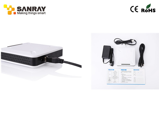 1M Middle Range uhf rfid desktop reader With USB Communication Port