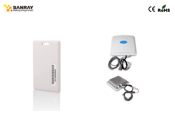 2.45GHz portable Active rfid chip card For School Student Management
