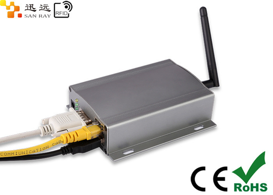 China 2.45Ghz Omni Directional mobile rfid readers Active With RS232 And Ethernet supplier