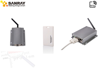 Excellent Uhf rfid ethernet reader , usb rfid reader writer For checking management