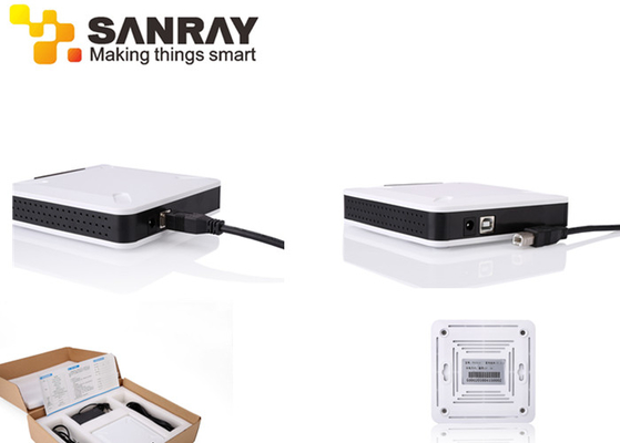 High Efficient Short Distance RFID Desktop Reader For Industrial Automation