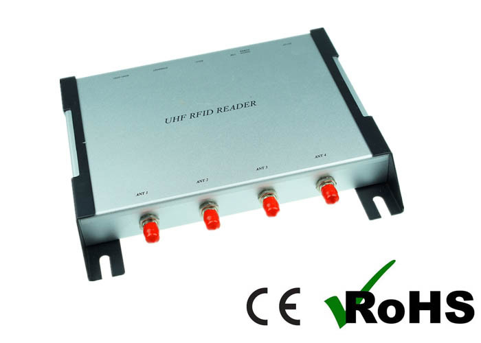 840MHz -- 960 MHz Impinj R2000 Four Port Fixed RFID Reader With Development Kit