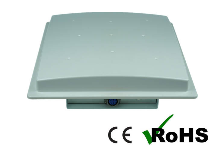 Portable 9dbi Integrated long range rfid reader with uhf rfid development kit