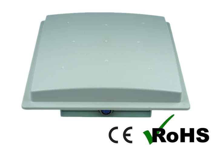 WIFI Optional 9dbi Long Distance Fixed RFID Reader UHF With Free SDK