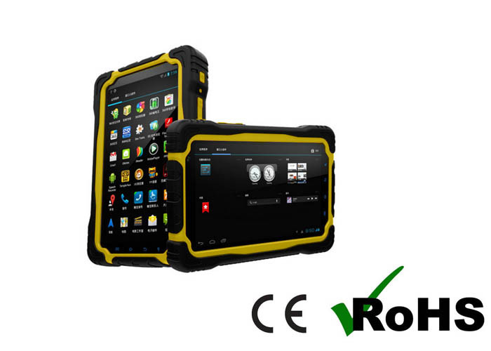 Fully Rugged Android 4.2.1 UHF RFID Tablet Reader with Impinj R2000 chip