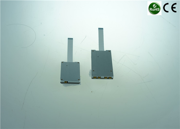 ISO 18000-6C Protocol 4 Port Antenna UHF RFID Reader Module With 840 960mhz Impinj R2000