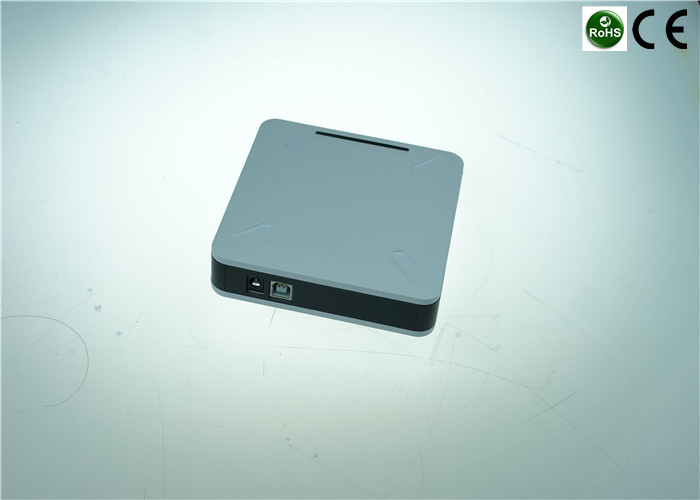 Short Range UHF RFID Active Reader , Desktop RFID Reader With Impinj Chip Inside