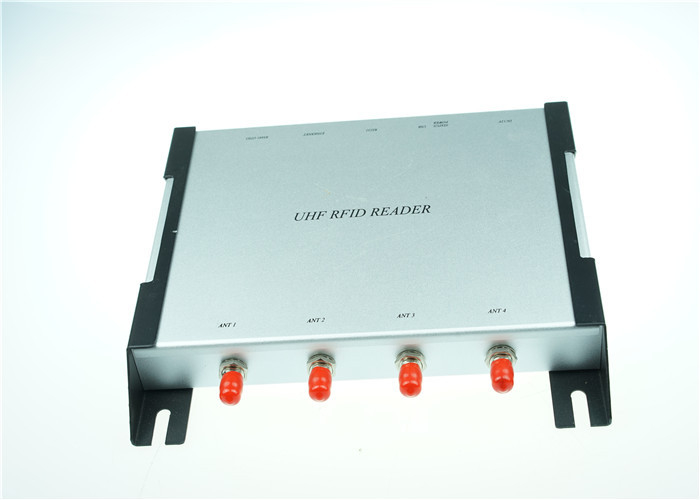 Long Distance RFID Reader , Contactless Chip Card Radio Frequency Identification Reader UHF