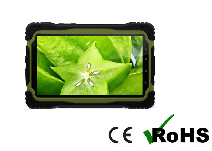Waterproof Fully Rugged PDA Android Tablet RFID Reader handheld