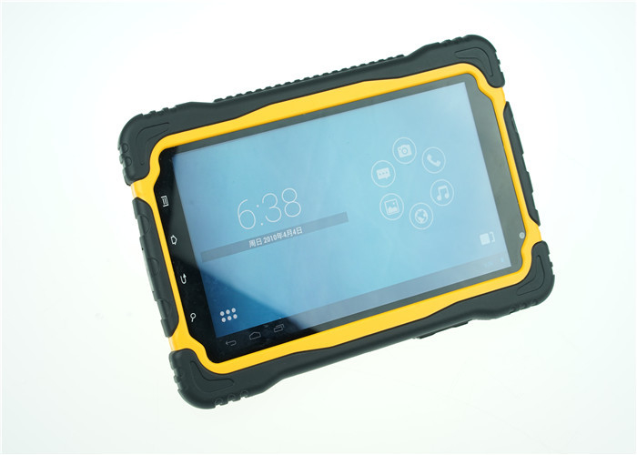 IP67 Android Uhf Rfid Handheld Reader , Waterproof Randroid Tablet Rfid Reader