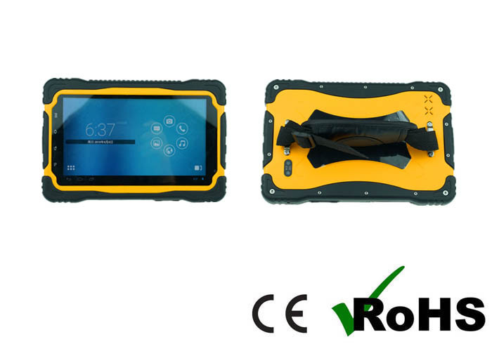 IP67 long range handheld Android WIFI RFID Reader tablet with 5 million pixel camera