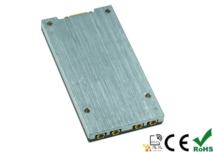 Long distance Four Port Uhf Rfid module Impinj R2000 chip for parking slot system​