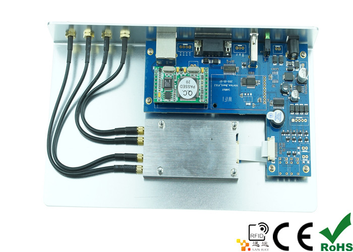 ISO180006B/C Long Distance UHF RFID Reader Module 840-960