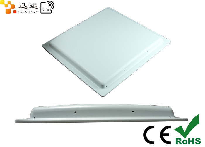 12dBi Long Range High gain Small RFID Antenna for Access Control management