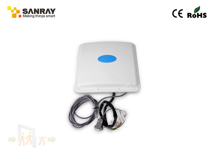 Waterproof Directional  Active RFID Reader 2.4Ghz for outdoor use