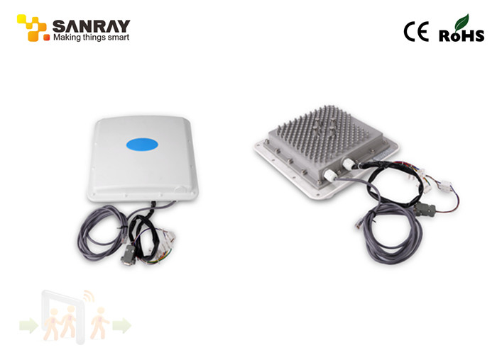 Active programming radio frequency reader / rfid antenna reader