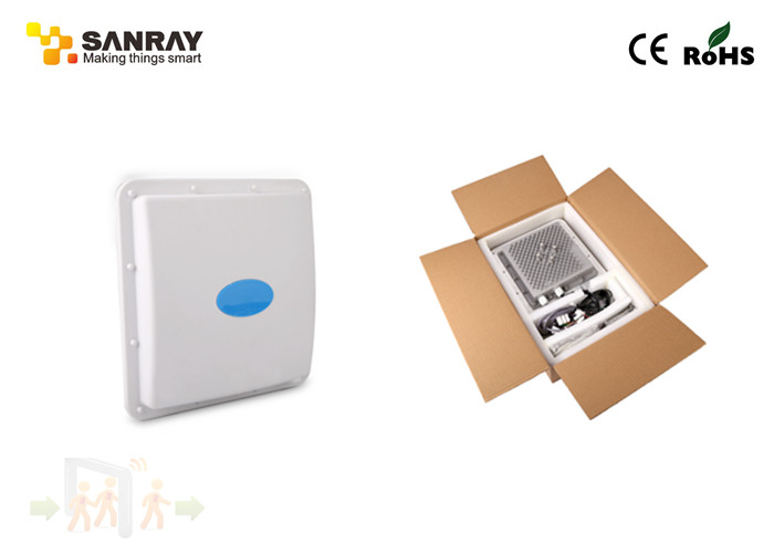 Integrated Handheld Active RFID Reader mobile anti collision performance