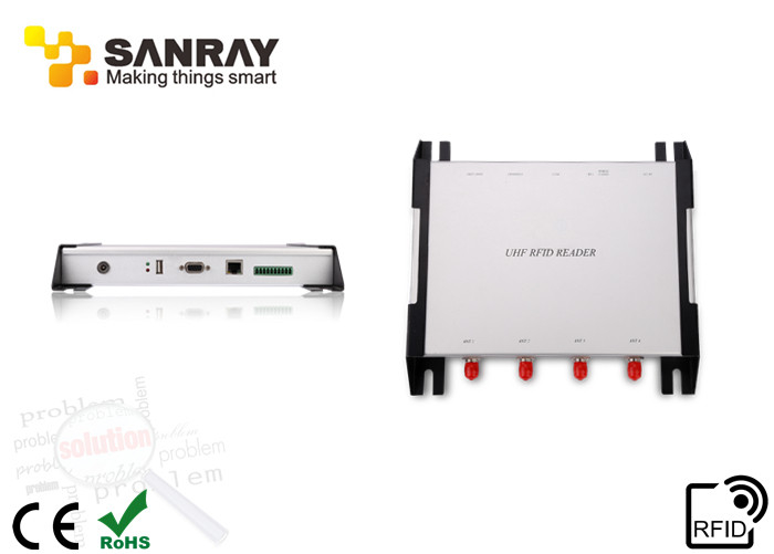 Long Range high speed UHF rfid reader handheld For Access Control