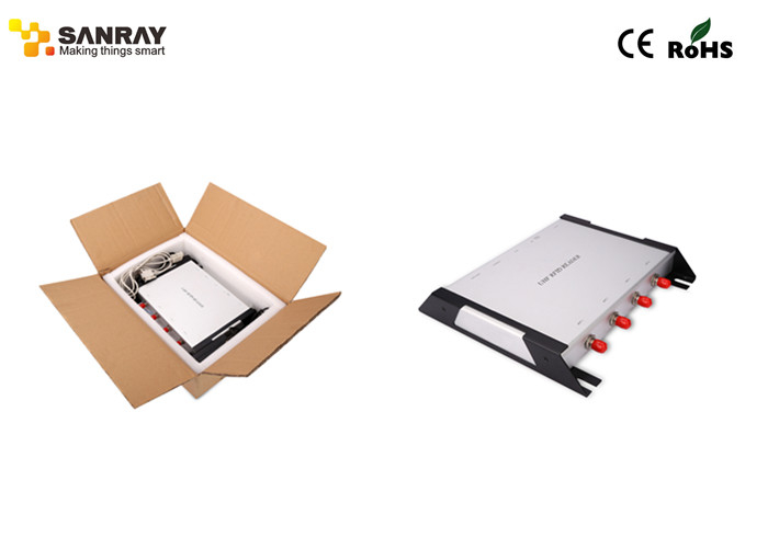 Long distance industrial Fixed RFID Reader USB RS485 RS232 Interfaces