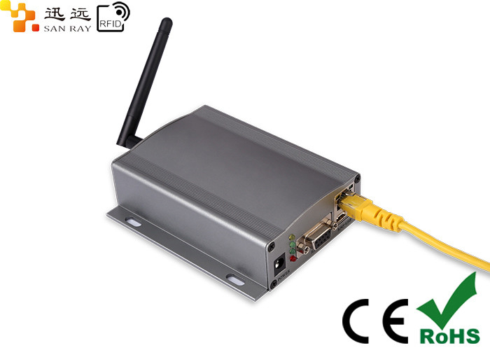Omni Directional Active long range uhf rfid reader 2.45Ghz For Cargo management