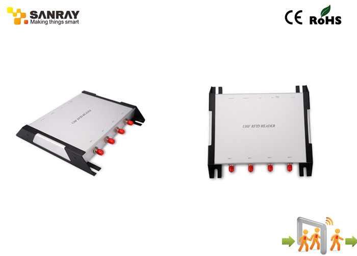 USB micro rfid hand reader With Four Port , Excellent performance