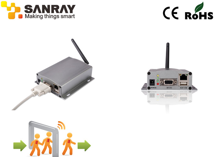 2.4GHz  Long distance Omni directional Active RFID Reader For School Management