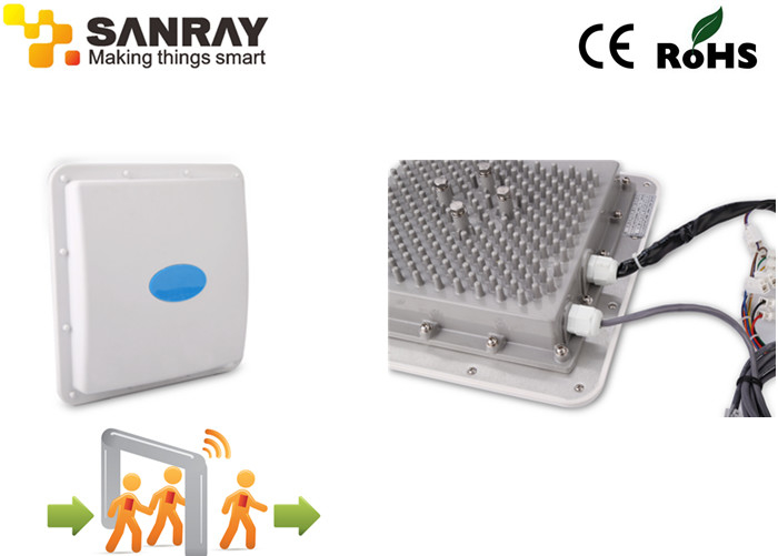 2.45 GHz Frequency  Directional Actvie mobile rfid reader Long Distance 100 Meters