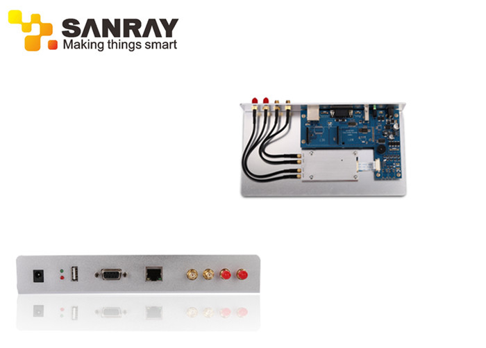 Long Range UHF RFID Module with Four Port And Free Demo SDK