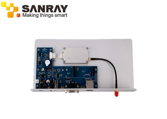One Port UHF Long Range Rfid Reader Module With 840-960 Mhz Working Frequency