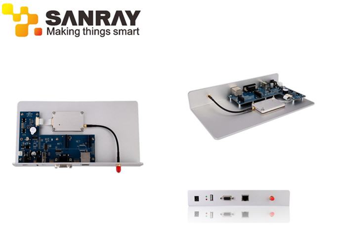 Single Port rfid uhf reader module , bluetooth rfid reader tablet Ethernet Port