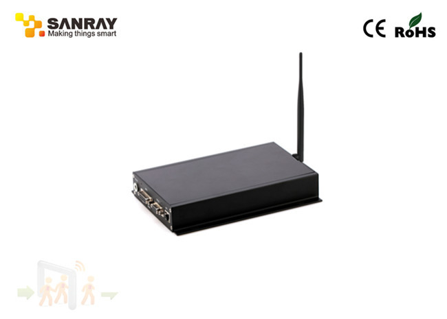 2.4G Long Distance Active Omni-Directional RFID Reader for old people management in nursing home