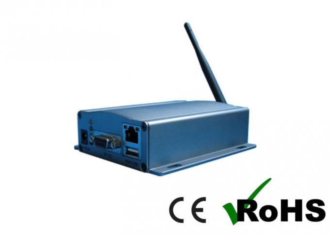 Omni directional 2.45GHz Active RFID Reader with 50m reading distance