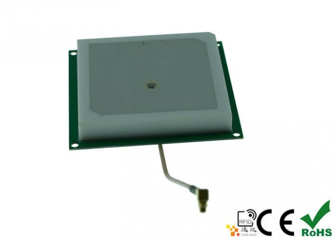 Micro Rfid Uhf Antenna 1-5 Meter For Embed 3dbi , 865-867 MHZ MHz