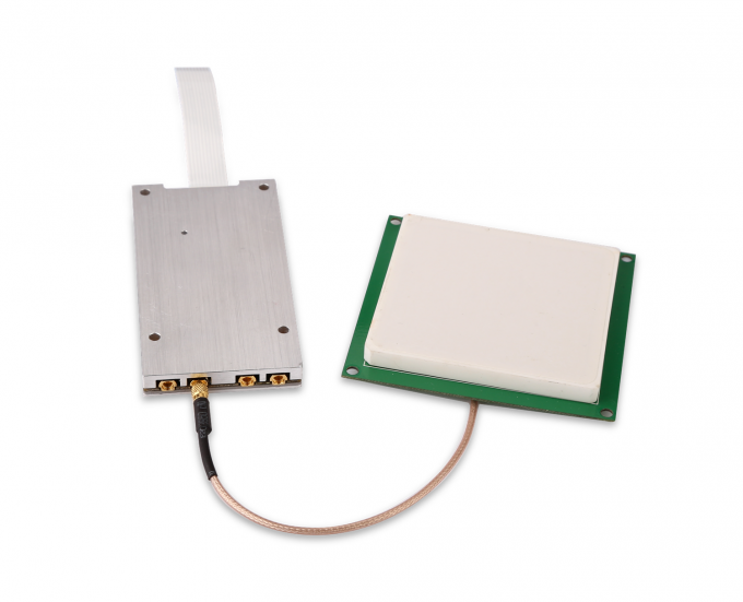 Impinj R2000 Chip Uhf Rfid Reader Module For Warehousing , High Performance
