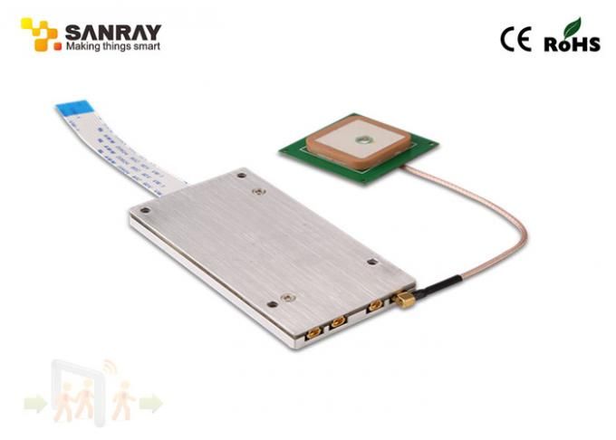 Long Distance Impinj R2000 Chip smart card reader module with Free SDK