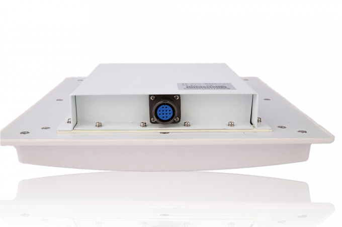 Mid - Range UHF Weigand 26 9dbi Integrated RFID Reader For Parking System