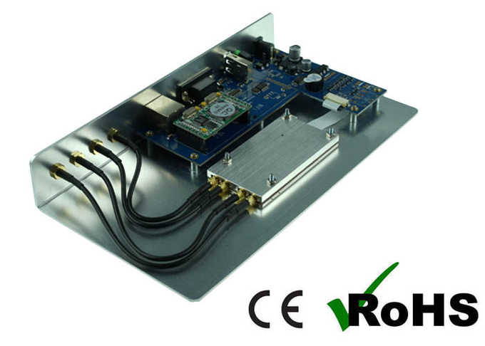 Long Range UHF RFID Reader Module With Four Ports
