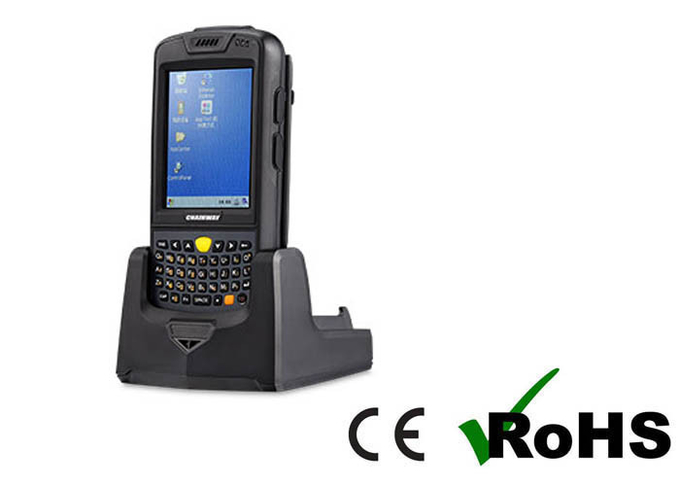 WIfi Windows CE 6.0 Handheld RFID Reader For Inventory Management System